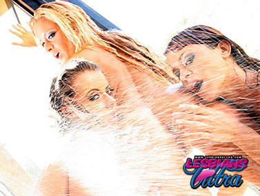 Dildo-Toting Lesbians Cooling Off